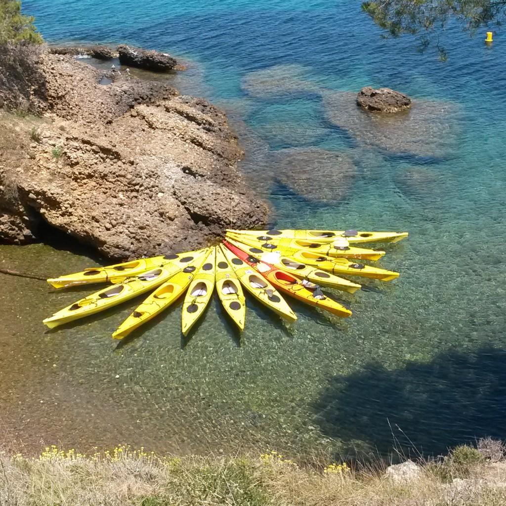 10 Hôtels Pour Un Week End De 2 Ou 3 Jours: Week-end 3 Jours Kayak De Mer Calanques