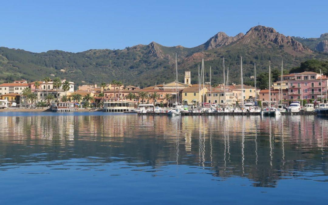 ITALIE – L'ÎLE D'ELBE & PISE