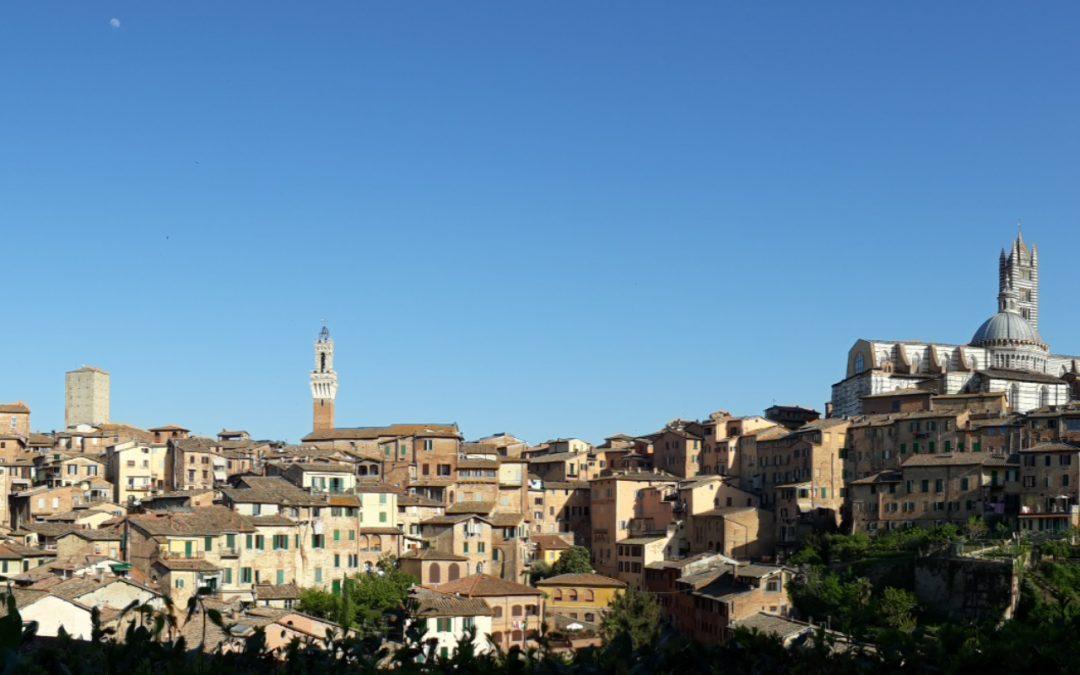 ITALIE – VAL D'ORCIA ET SIENNE
